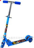 Wholesale DHL freeshipping children kick scooters kid foot scooters children toy scoorter factory price