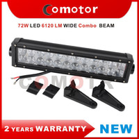 Cheap Super bright ! 13.5 INCH 72W COMBO Beam working led car lights Off-Road Truck 4x4 SUV 12V Daytime running lights VS 120W 180W