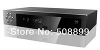 Cheap Wholesale-Freeshipping Russia DVB-T2 HD PVR Digital Terrestrial TV Receiver with USB & HDMI Interface,DVB-T2 Tuner, Support MPEG4