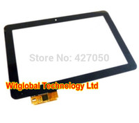Others ace digitizer - Original New quot inch BQ EDISON Tablet touch screen digitizer glass panel Sensor replacement ACE CG10