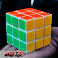 Wholesale magic tricks Magia magic props magic cube Flash Cube Restore