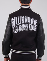Cheap Wholesale-fashion BILLIONAIRE BOYS CLUB BBC baseball jackets for men free shipping outwear coat 2015 new style hip hop mens clothing