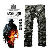 camo pants for men - Group buying Hot Selling brand Men s fashion army gray cargo pants military camo pants for men XYJ6309