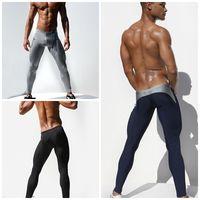 active swimwear - Aqux swimwear swimming Rufskin Men s Gym Sports Full Leg Pants Tights Men s Stretch