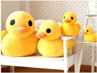 Wholesale CreateHK Big Yellow Duck The Animal pc cm Plush Stuffed Animal Toy baby toytoycity