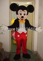Las promociones especiales Mickey Mouse traje de la mascota PC una fiesta de disfraces