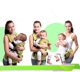 Wholesale 2015 Special Offer Sale Solid Canguru Sling Baby Carrier Manduca Organic Cotton The Waist Stool with Straps Kid Backpack