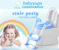 kids plastic chair - baby potty toilet children potty urinal training penico ladder to toilet folding pee trainer kids plastic chair