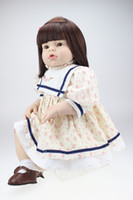 real love dolls - Inch OEM Vinyl Dolls Toddler Baby Girl ARIANNA Real Love Doll Christmas Doll Vinyl