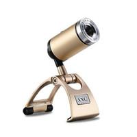 Wholesale 500W USB2 HD Webcam Camera Web cam web camera wiht MIC for Desktop notebook