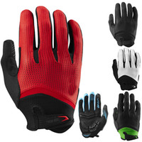 Wholesale NEW cycling gloves full finger gel wiretap guantes ciclismo luvas para ciclismo bike bicycle racing gloves