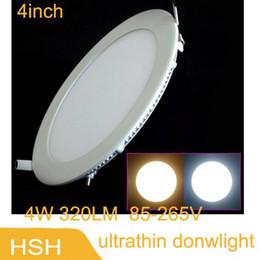 Wholesale ultra thin panel light donw light W round ultrathin led downlight V CE amp RoHS high power small heat