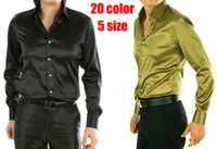 Cheap loose dress Best man shirts