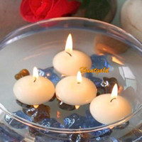 floating candles - Water Floating Candles Home Decoration Wedding Birthday Party Dedals Paraffin Wax Candles