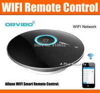 Wholesale AllOne Orvibo wiwo R1 Wireless Control Intelligent WiFi Center WiFi IR RF For IOS Android Phones Smart Home Automation Appliance
