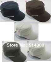 Wholesale Element letter flat military hat male men and women s casual cap baseball cap