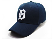 mlb caps - New Mlb baseball cap with embroidery DDetroit Tigers baseball cap female and male hat outside sport cap