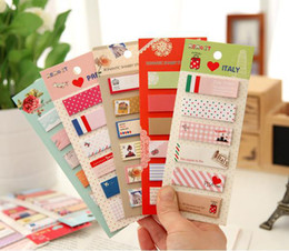 Wholesale Korea stationery cartoon n times stickers sticky notes and memo pads artigos papelaria articulos de papeleria bookmark