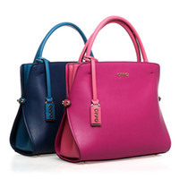 oppo bag - Brand OPPO new fashion women handbags color match desigual shoulder bags for women casual leather messenger bags YK80