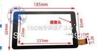 Al por mayor-7inch MTK6577 MTK6527 digitalizador pantalla táctil tablet pc TELÉFONO panel táctil de cristal HS1275 TEXET navipad TM-7049 3G TM7049