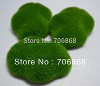 Cheap Wholesale-Artificial foam moss stone high quality decoration supplies wedding christmas party home garden decoration use