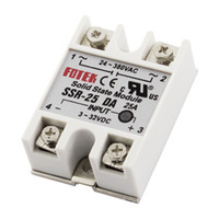 Wholesale SSR DA A DC AC V V Solid State Relay for PID Temperature Controller