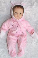 silicone baby dolls - 40cm Lifelike Reborn Toddler Baby Dolls Safe Silicone Baby Dolls For Kids