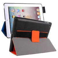 amplify tablet - Tablet Leather Case For ipad Multifunctional Smart Cover For ipad For ipad Case With Amplifying effect hot sale