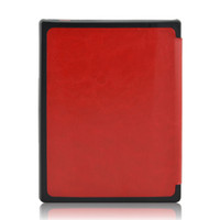 auras color - For kobo aura quot inch eReader Color Magnetic Auto Sleep Leather Case non HD