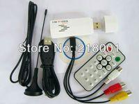 analog tv - USB HDTV Stick USB Digital amp Analog TV Receiver stick Tuner Remote for laptop USB TV STICK PC TV STICK Watch record Analog