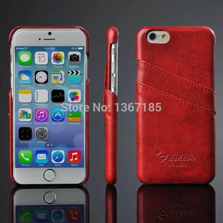 Buy Oil wax pattern phone shell protective card stereotypes Shell Case Cover iphone 6 4.7 inch