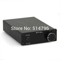 Wholesale Black Panel SMSL AMP SA E TDA7498 W Flagship level Top HIFI Digital Big Power Amplifier Power Supply