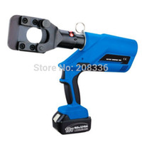 armored cable - EZ Battery Powered Cable Cutter Electric Cable Cutting Tool for mm Cu Al cable and armored Cu Al cable