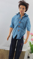 baby boyfriend - HOT New Handmade Party Doll s Clothes For barbie boyfriend ken best baby christmas gift