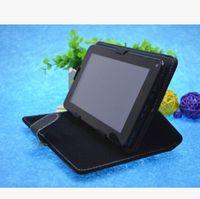 atlas cases - quot Irbis TX18 TX17 TX77 G TX73 Atlas R72 Q Q pad LC0725B Tablet PU Luxury Stand cover Leather Case Stylus Film