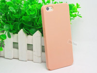 Wholesale High Quality COLORS DIY Material Pasted Shell Protective Candy color Case Cover For iphone4 S iPhone4S Protection Shell HFN