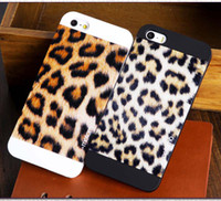 Cheap Wholesale-For iphone 4s 4 Case Luxury WILDLIFE Animal jaguar Leopard   Snake Print PC Hard Phone Case Back Cover for Apple iphone 4 4S 4G