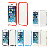aluminum lucky - New Ultra Thin Aluminum Metal Bumper Frame Case For iPhone5 S Lucky