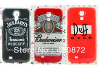 beer telephone - Unique Beer Styles case for samsung galaxy s4 telephone hard cases covers to samsung S IV retail amp