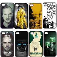 bad phones - Breaking Bad Hard Back Plastic Cell Phones Cover Case for Apple iPhone and s Cases i phone and S