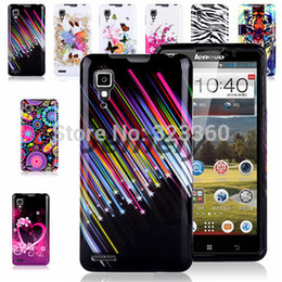 Wholesale Top TPU Gel Plastic Printed Back Case For Lenovo P780 With Cost