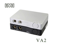 Wholesale SMSL VMV VA2 Audiophile DAC Headphone Amplifier HD650 DT880 K701 K702