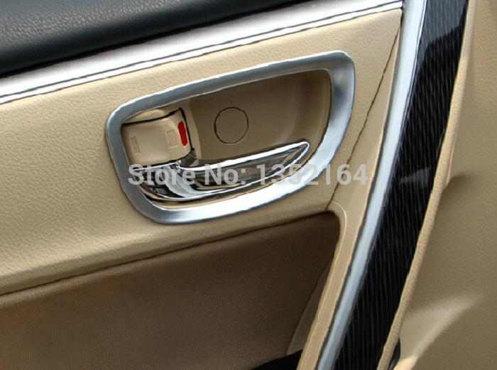 Corolla Door Trim Car Inner Door Handle Trim