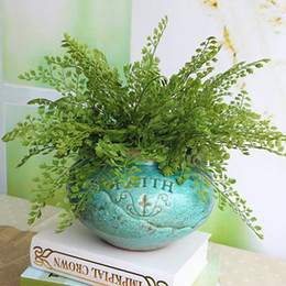 Wholesale Quality New Lovely Gingko Fake Artificial Plant Foliage Home Party Office Decor