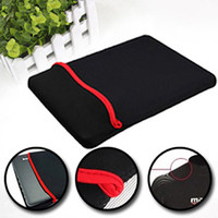 Wholesale fashion soft sleeve protable case cover bag pouch for inch tablet PC MID Epad Apad Ebook pda mobile
