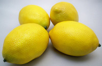 artificial lemon - Large Artificial Lemons Fruit
