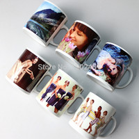 photo mug - oz ceramic Sublimation Mug white blanks coated mug photo mug personalized Mugs