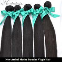 Body Wave eurasian hair - New Arrival Hair Virgin Eurasian Natural Straight Hair quot quot Hair Extensions Virgin Hair Weave Natural Color Hair Extension