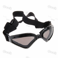 Wholesale Black Frame Pet Puppy Dog UV Protective Doggles Goggles Sunglasses Eyewear