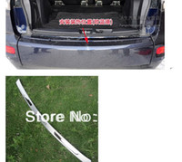 Wholesale Price Mitsubishi Outlander High quality stainless steel Rear Trunk guard